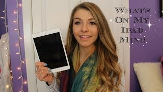 Download What's on my iPad Mini! Video