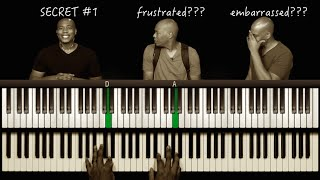 Download Where's the TRANSPOSE Button? Piano Secret #1 Video
