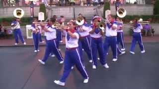 Download Michael Jackson Medley - 2014 Disneyland All-American College Band Last Day/Last Set Video