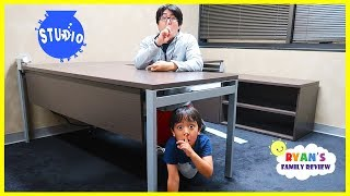 Download Playing Tag with Hide and Seek in the new office + NEW CHANNEL The Studio Space Video