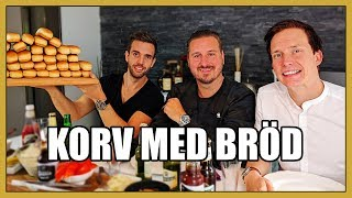 Download Korv med bröd hos Mästerkocken Gillis Video