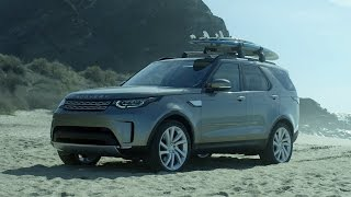 Download 2017 Land Rover Discovery in California Video
