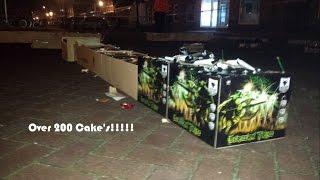 726 Shots Cake | Lucky Fireworks 5035 | 2014-01-01 Free