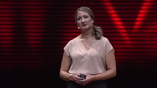 Download What trauma taught me about happiness | Lindsey Roy | TEDxKC Video