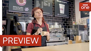 Download Name on cup? - Tracey Ullman's Show: Series 2 Episode 5 Preview - BBC One Video