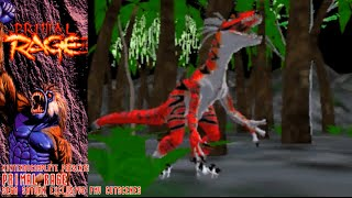 Download Primal Rage: Sega Saturn Exclusive FMV Intros & Endings - NintendoComplete Video