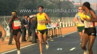 Download Women's Marathon : Commonwealth Games Video