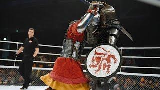 Download Knights fighting - Evgeniy Bedenko vs. Ivan Vasilev, M-1 Medieval - M-1 Challenge 56, Moscow Video
