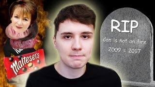 Download RIP 'danisnotonfire' (I'm not dead) Video