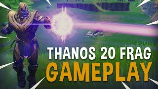 Download Thanos 20 Frag Gameplay - Fortnite Battle Royale - Ninja Video