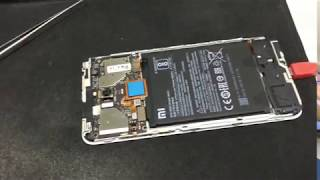 TEST POINT XIAOMI REDMI 4X SIMPLE Tested Work 100% (can not enter