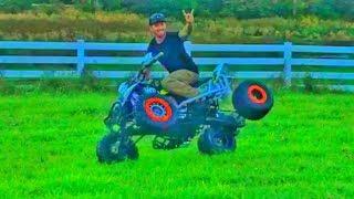 Download The KTM QUAD Is BACK!!! Video