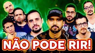 Download NÃO PODE RIR! com 4 AMIGOS (Thiago Ventura, Afonso Padilha, Diih Lopes e Marcio Donato) Video