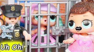 Download LOL Surprise Dolls Pranksta Riding new Car Video