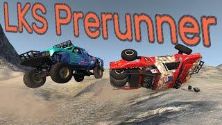 Download THE BEST OFFROAD TRUCK? LKS Prerunner - BeamNG.drive Video