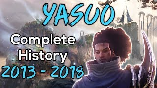 Download Complete History Of Yasuo: League's Most Despised Champion Video