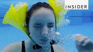 Download New Necklace Could Prevent Drowning Accidents Video