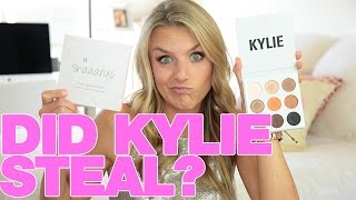 Download Did Kylie Jenner Steal Kyshadow from ShaaanXO? Video