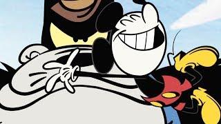 Download Three-Legged Race | A Mickey Mouse Cartoon | Disney Shorts Video