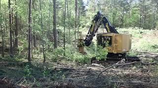 Download Tigercat LX830D & getting stuck Video