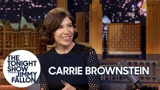 Download Carrie Brownstein Is a Proud Member of The Bachelor Nation Video