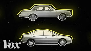 Download How cars went from boxy to curvy Video