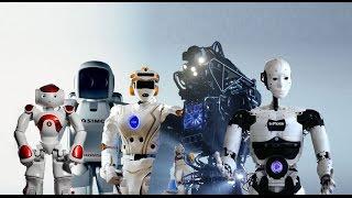 Download Best 5 Humanoid Robots till 2016 (ASIMO , Atlas robot , Valkyrie robot , InMoov robot , NAO robot ) Video