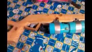 Download ปืนท่อ pvc ลิงค์บอกวิธีการทำใหม่อยู่ใต้คลิป Video