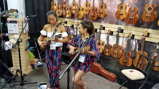 Download Utah Ukulele Festival 2017 NAMM Performance, Honoka & Azita - Misirlou Video
