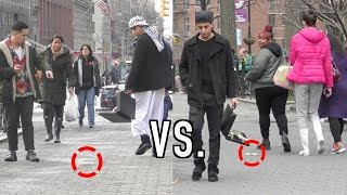 Download ARAB VS AMERICAN DROPPING MONEY (HONESTY EXPERIMENT) Video
