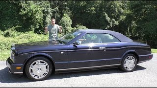 Download The 2007 Bentley Azure Has Lost $300,000 in Value Over 10 Years Video