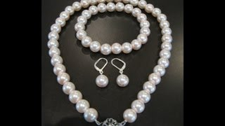 Download How to Make A Pearl Necklace Video