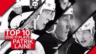 Download Top 10 Patrik Laine plays of 2016-17 Video