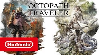 Download OCTOPATH TRAVELER – Paths of Noble acts and Rogue decisions (Nintendo Switch) Video