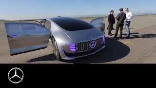 Download A driving experience of a different kind – the F 015 – Mercedes-Benz original Video