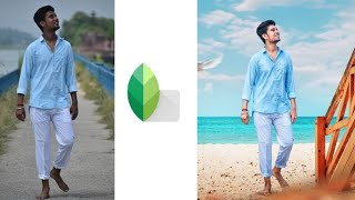 Download Snapseed background Cheng manipulation editing || royal editing all tips and tricks Video
