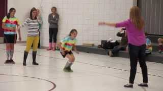 Download School kids with amazing jump rope skills Video