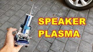 Download Speaker Plasma Keren Tesla Coil Video