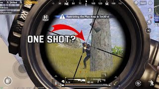Download AWM SHOTS ARE CRAZY | PUBG MOBILE Video