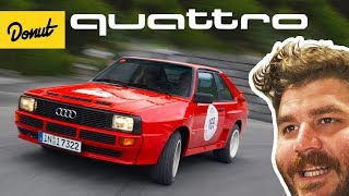 Download AUDI QUATTRO - Everything You Need to Know | Up to Speed Video