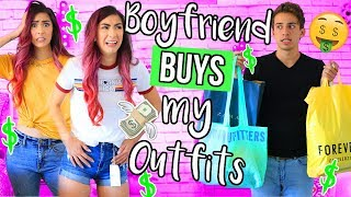 Download Boyfriend Buys My Outfit Challenge!! Video