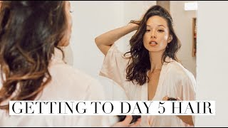 Download Day 5 Hair | Why I Don't Wash My Hair | Aja Dang Video