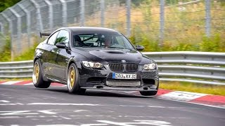 Download The fastest BMW e92 M3 of the Nürburgring - the car that made Boosted Boris STFU Video
