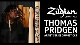 Download Zildjian Drumsticks - Thomas Pridgen Artist Series Drumsticks Video