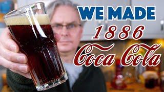 Download 🔵 We Made 1886 Coca Cola Recipe    Glen & Friends Cooking Video