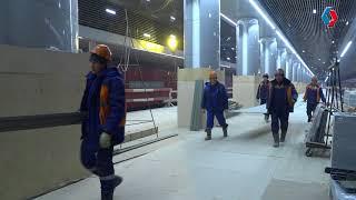 Download Отделка четырех станций Кожуховской линии метро вышла на финишную прямую Video