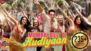 Download Mumbai Dilli Di Kudiyaan | Student Of The Year 2 | Tiger, Tara & Ananya| Vishal Shekhar| Dev, Payal Video
