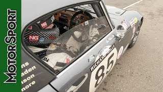 Download In conversation with Dickie Meaden – driver of the Lotus Elan 26R | How To Drive – Episode 3 Video