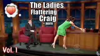 Download The Ladies Complimenting & Flattering Craig Ferguson - Fresh New Compilation 2017 #1 Video