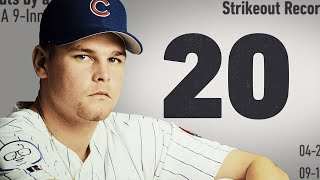 Download 20 | The History Behind Kerry Wood's 20 Strikeout Game Video
